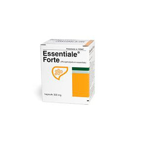Essentiale Forte 300mg 50kaps