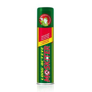 MOSKITER Long Active spray 100ml