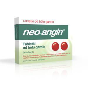 Neo-angin 36tbl do ssania